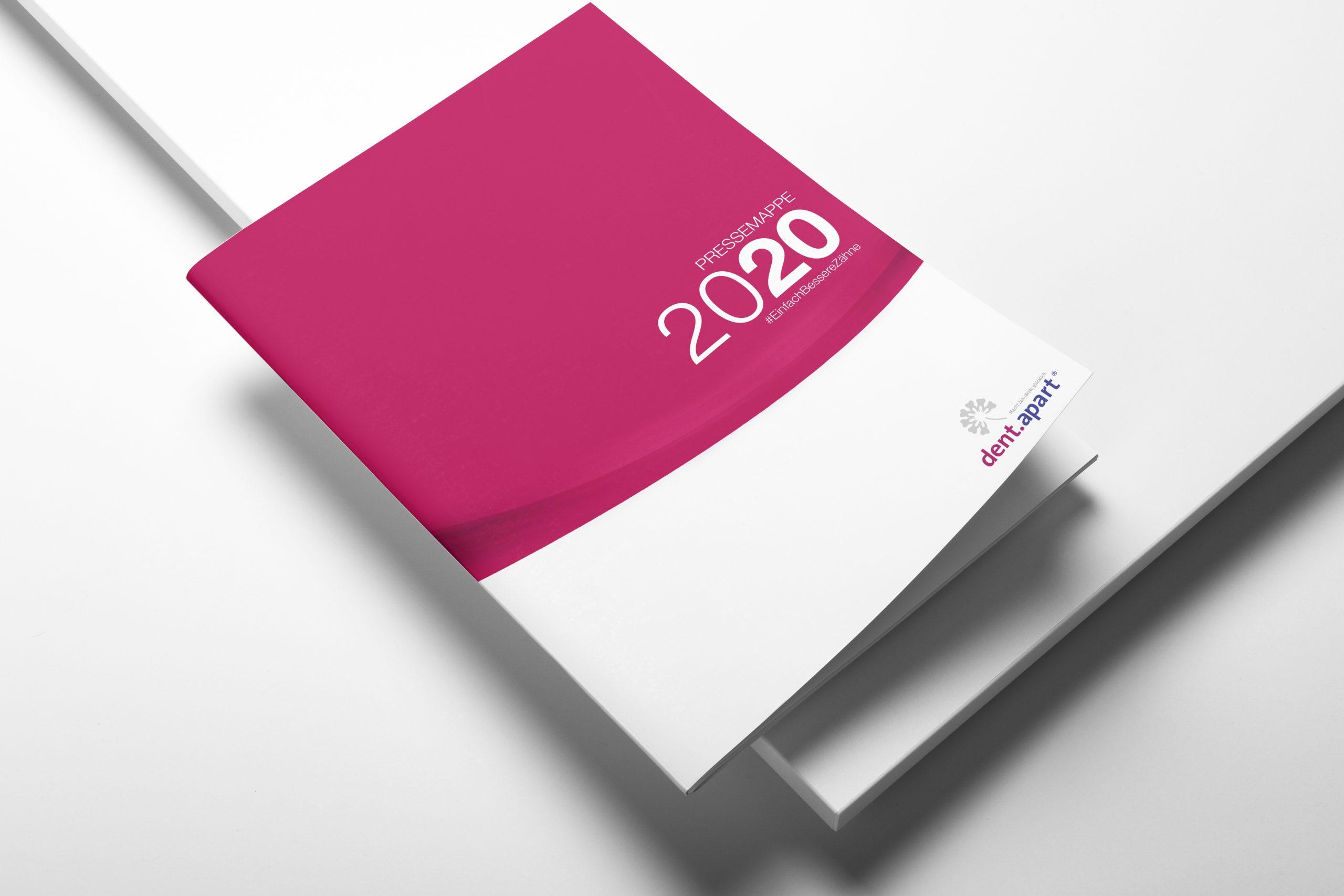 dent.apart Pressemappe 2020 #EinfachBessereZähne
