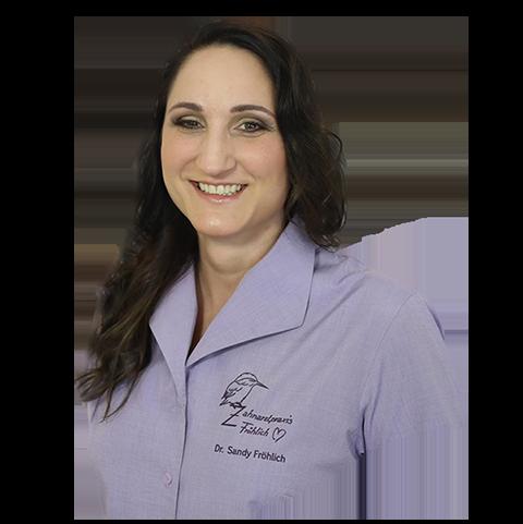 Dr. Sandy Fröhlich: Zahnärztin in Merseburg