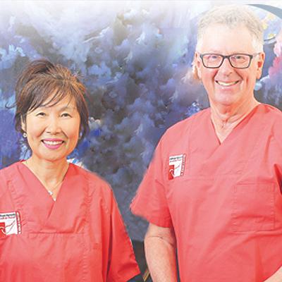 Dr. Friedhelm Bürger & Dr. Yang-Eun Kim: Zahnärzte in Wiesbaden