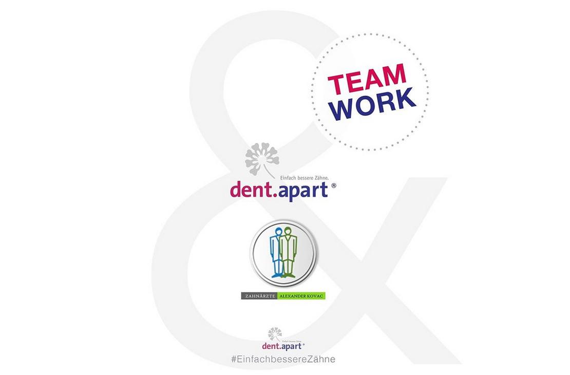 Teamwork mit der Gemeinschaftspraxis Alexander Kovac