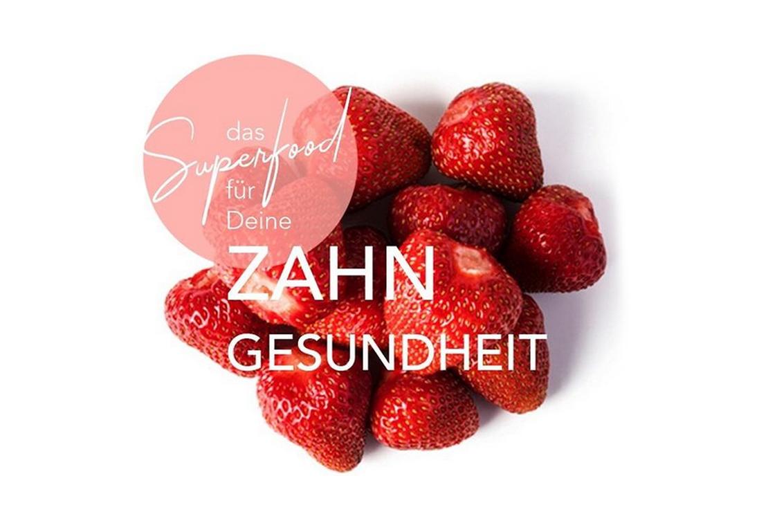 Superfood Erdbeeren - dent.apart-Zahnkredit